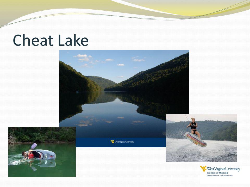 Cheat Lake