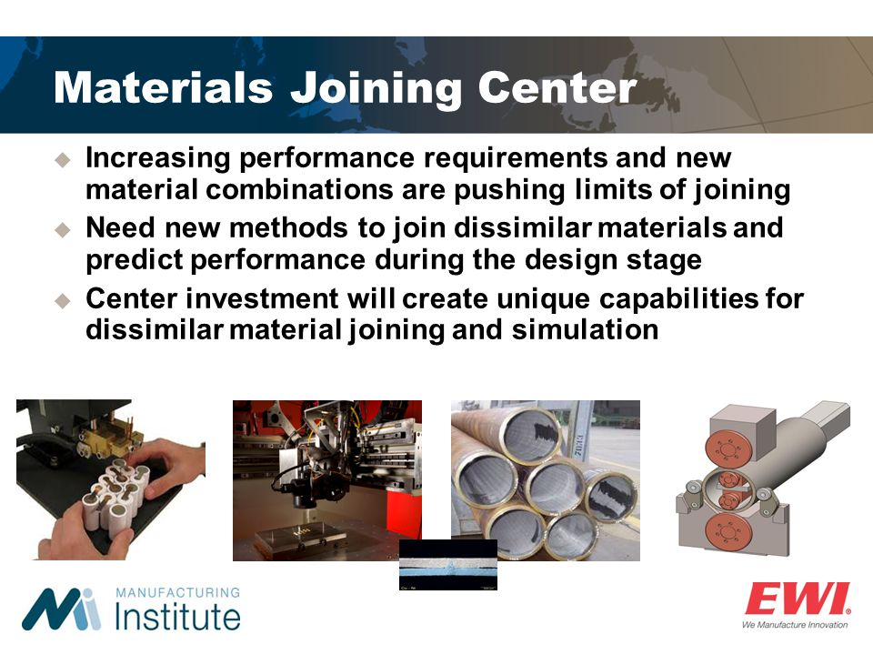 Materials Joining Center