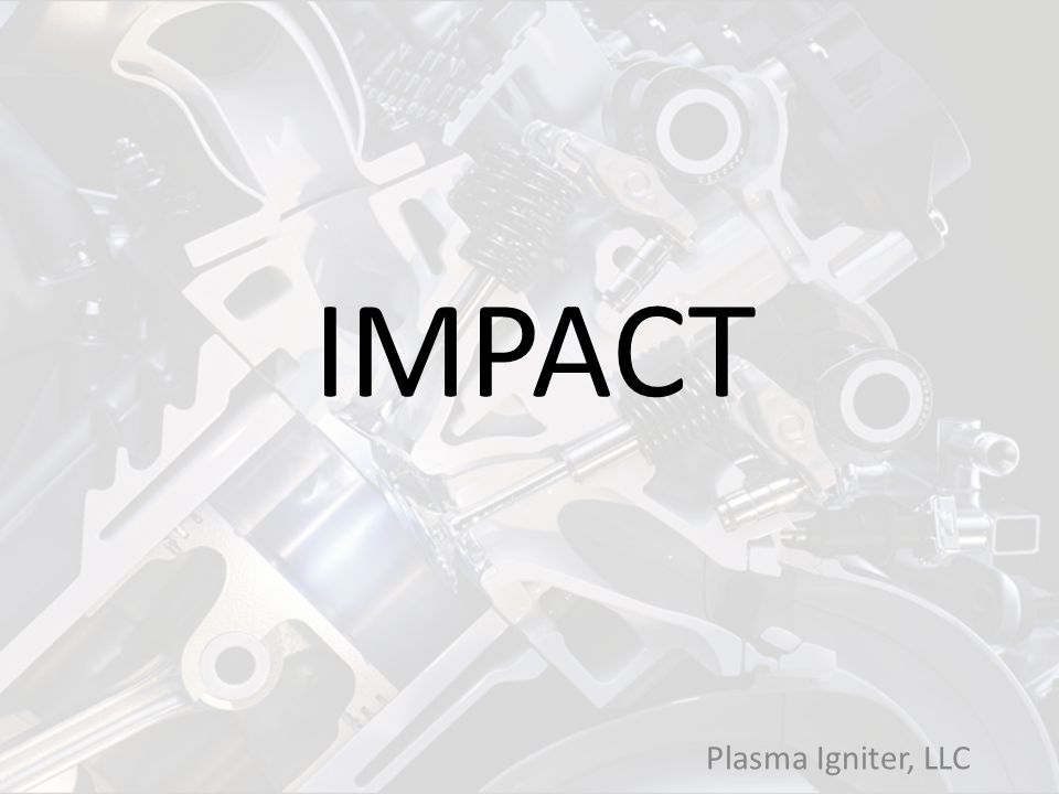 IMPACT Plasma Igniter, LLC