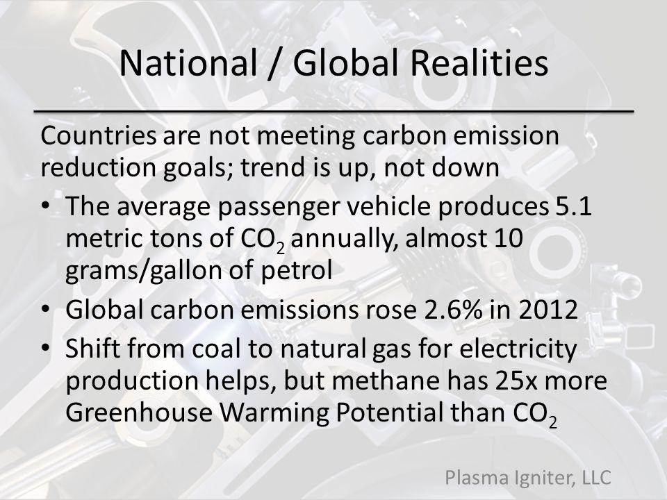 National / Global Realities