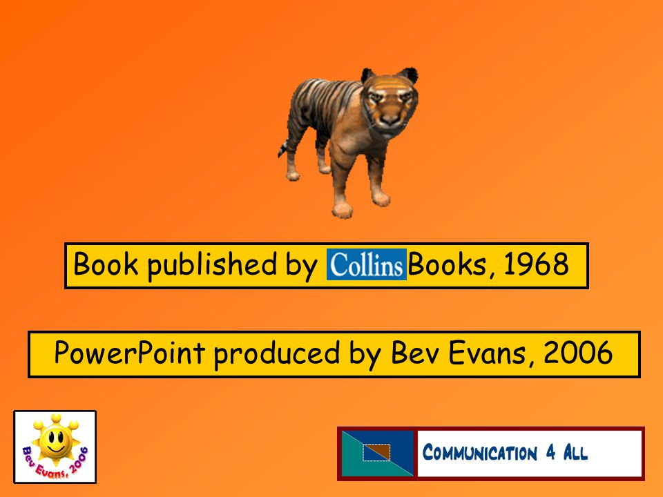 PowerPoint produced by Bev Evans, 2006