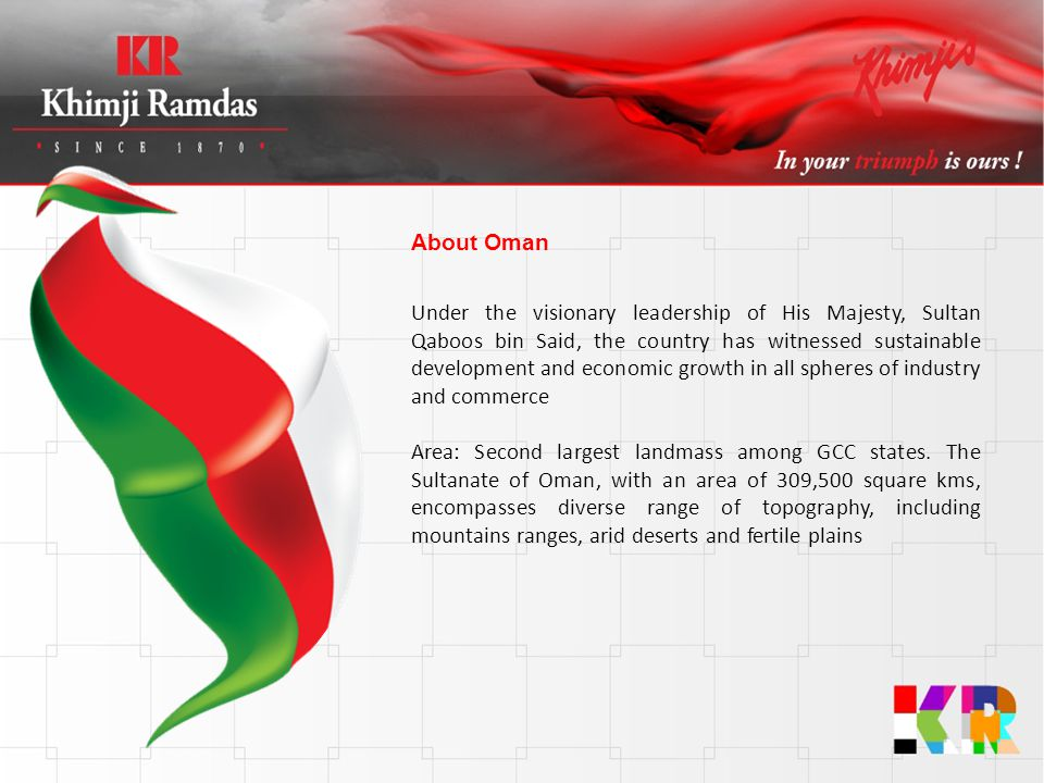 About Oman