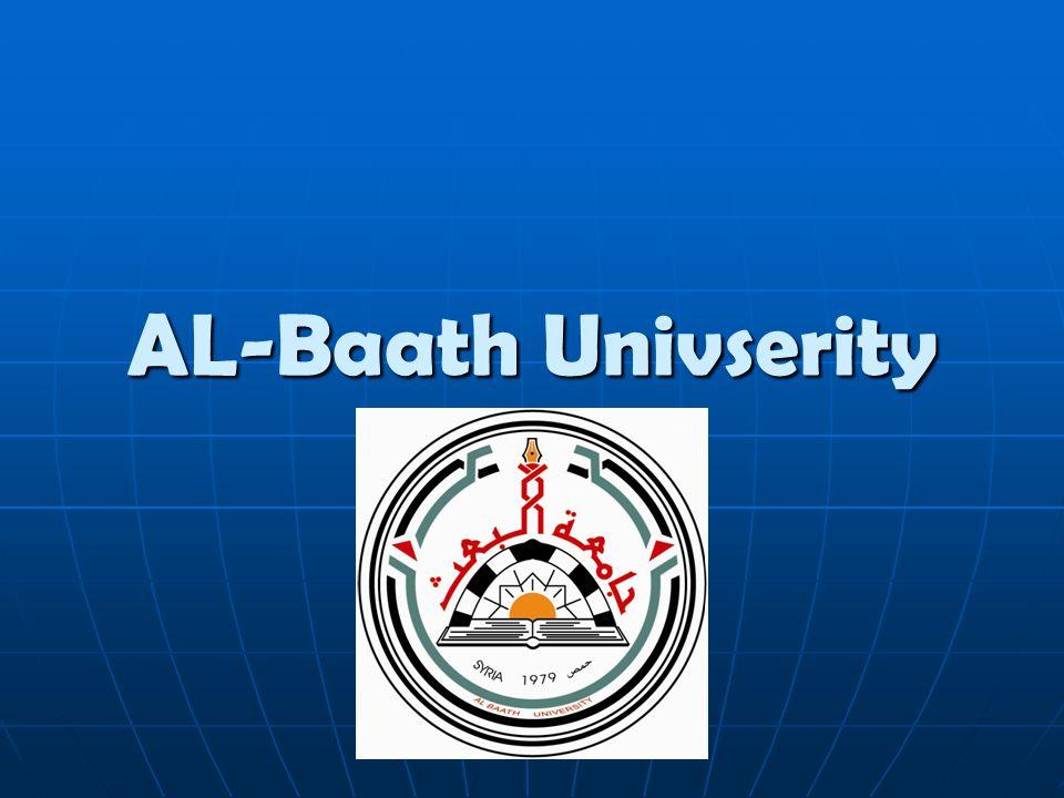 AL-Baath Univserity