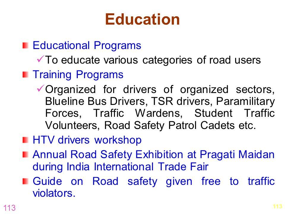 Education Educational Programs