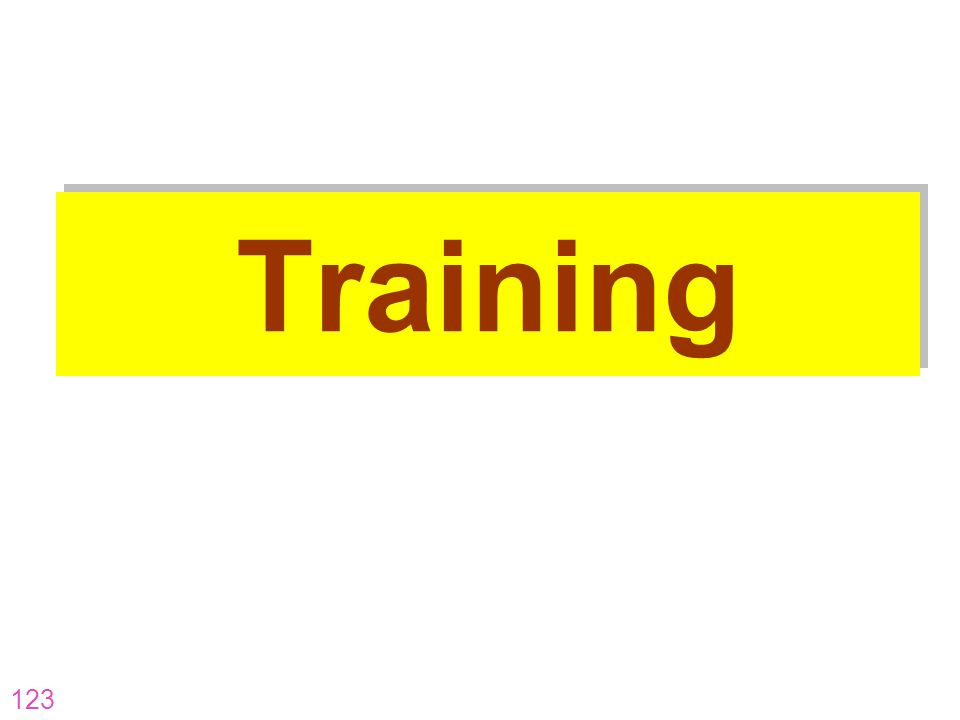 Training AR-07-CP-16 AR-07-CP-16