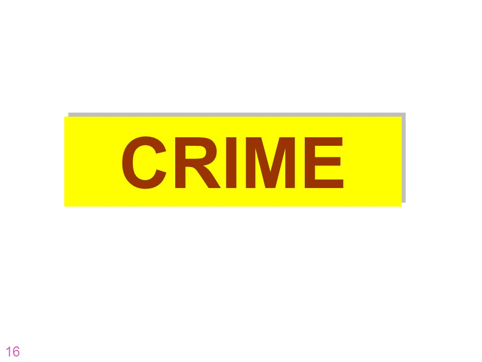 CRIME AR-07-CP-16
