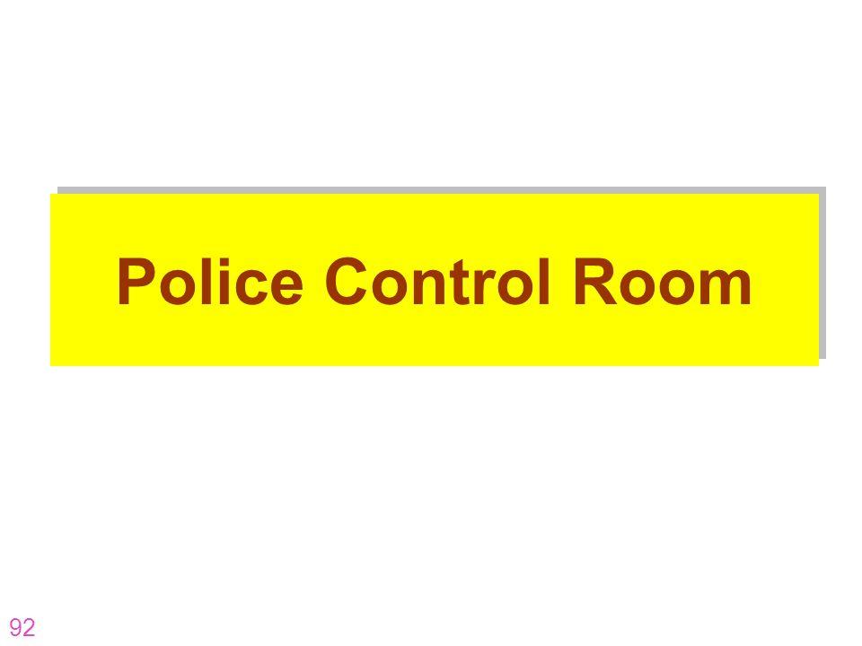Police Control Room AR-07-CP-16 AR-07-CP-16