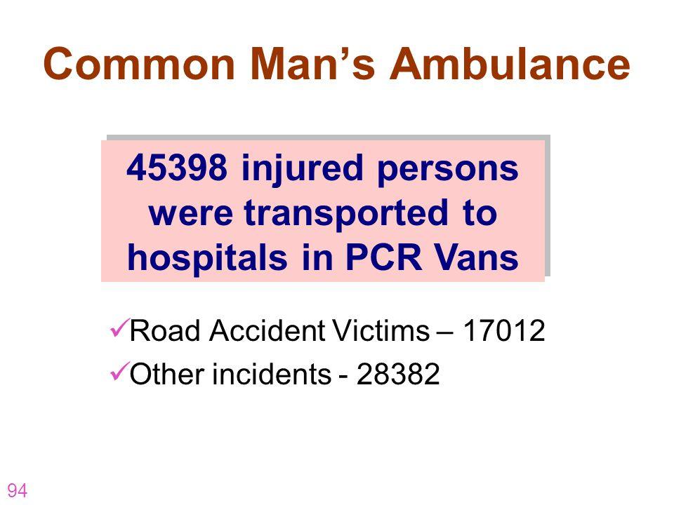 Common Man's Ambulance