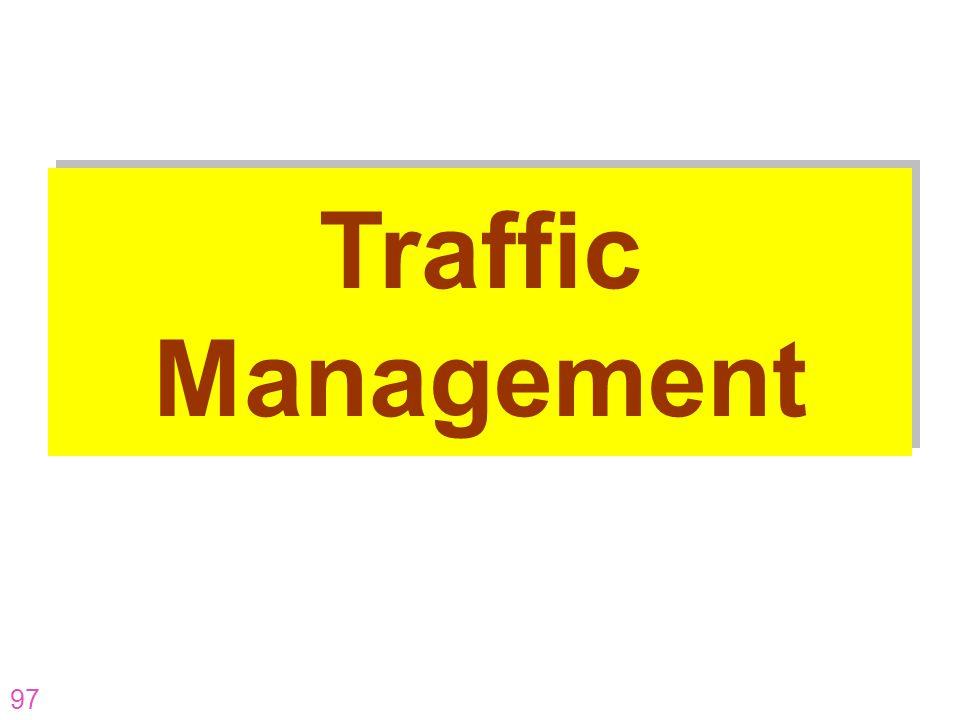 Traffic Management AR-07-CP-16 AR-07-CP-16 97
