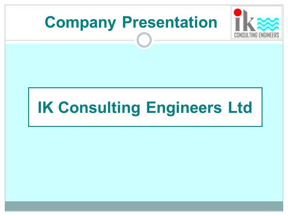 IK Consulting Engineers Ltd