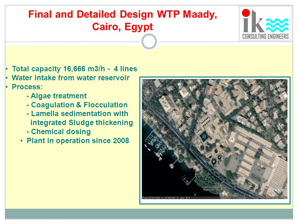 Final and Detailed Design WTP Maady,