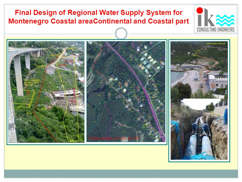 Final Design of Regional Water Supply System for