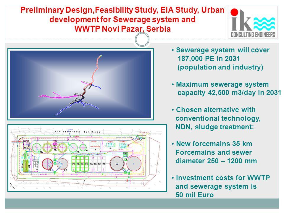 Preliminary Design,Feasibility Study, EIA Study, Urban