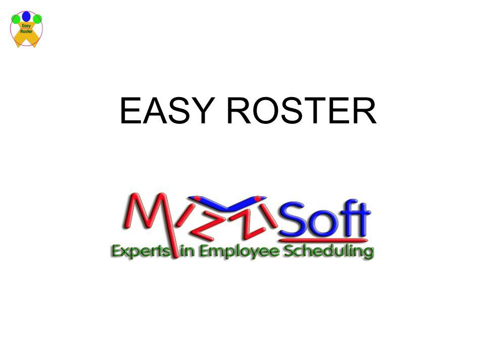 EASY ROSTER