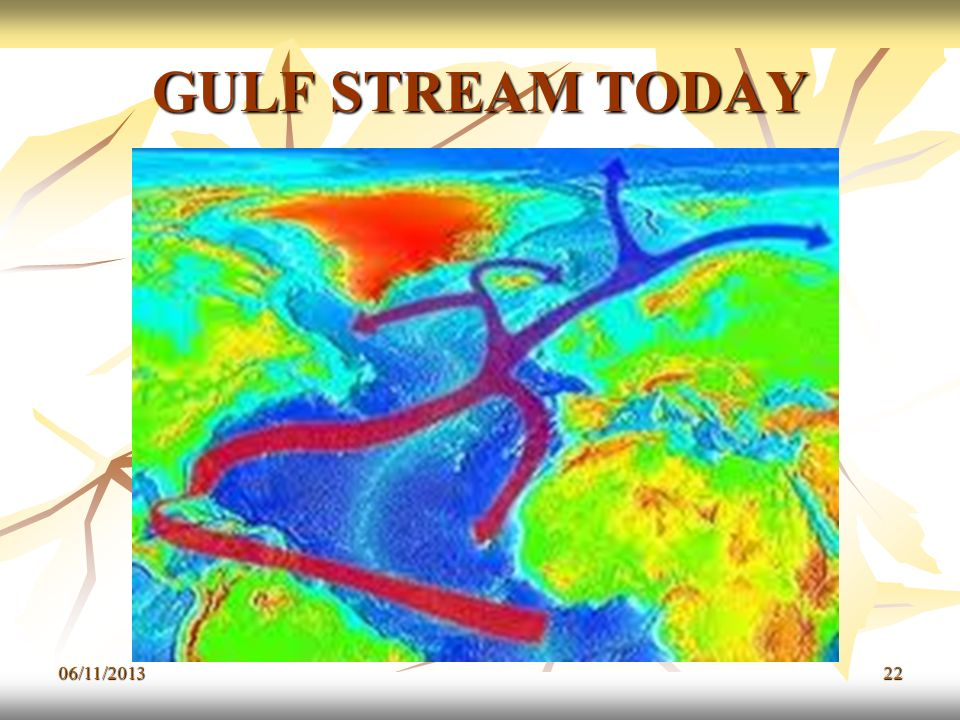 GULF STREAM TODAY 23/03/2017