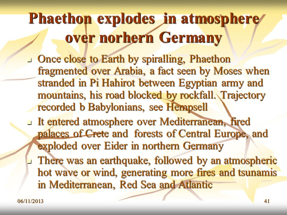 Phaethon explodes in atmosphere over norhern Germany