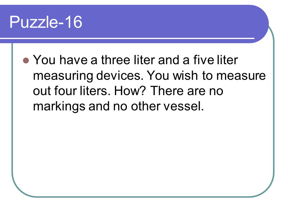 Puzzle-16