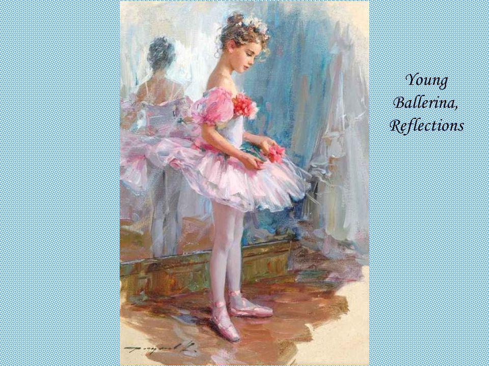 Young Ballerina, Reflections