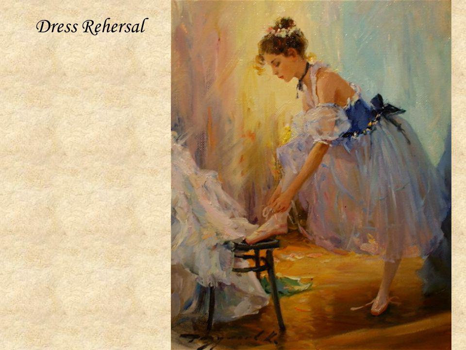 Dress Rehersal