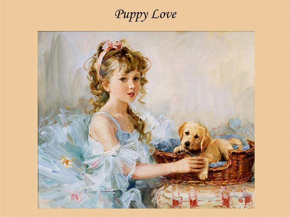 Puppy Love Konstantin Razumov Puppy Love