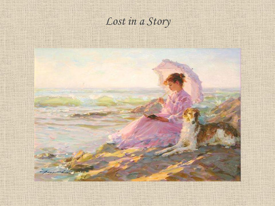 Lost in a Story http://www.elfordfineart.co.uk/gallery.php pageNum_paintings=2&totalRows_paintings=41&galid=4.