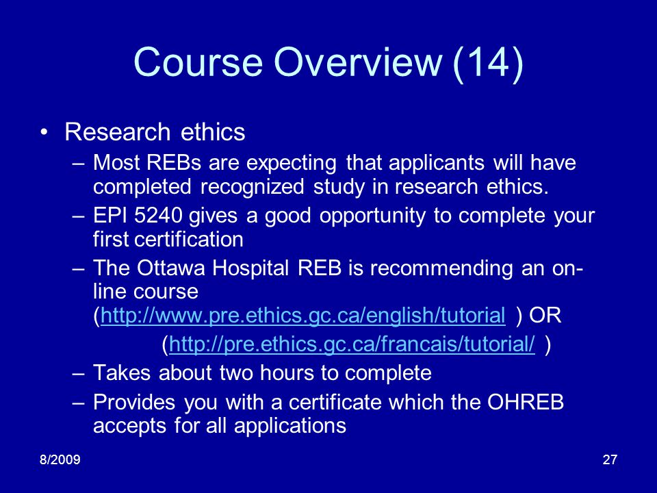 (http://pre.ethics.gc.ca/francais/tutorial/ )