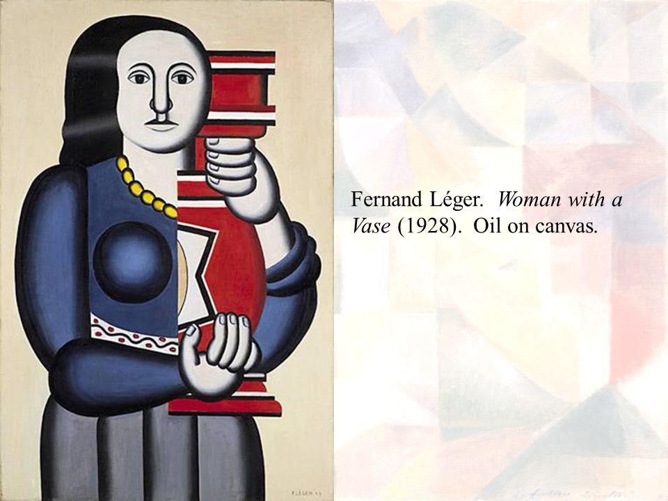 Fernand Léger. Woman with a