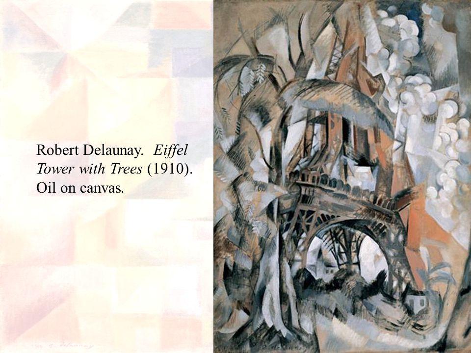 Robert Delaunay. Eiffel