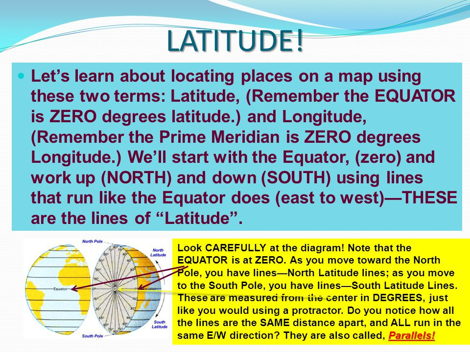 6th grade social studies ppt download 16 latitude sciox Choice Image
