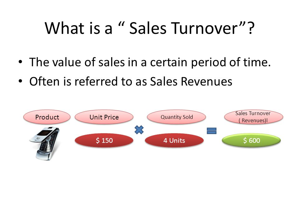 What is a Sales Turnover