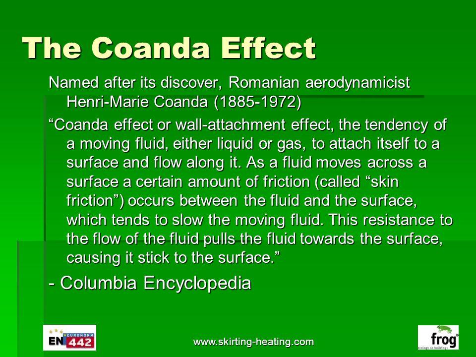 The Coanda Effect - Columbia Encyclopedia