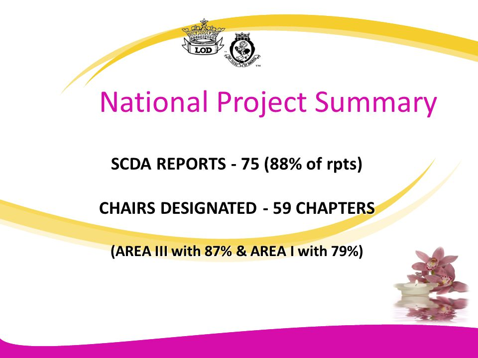 National Project Summary