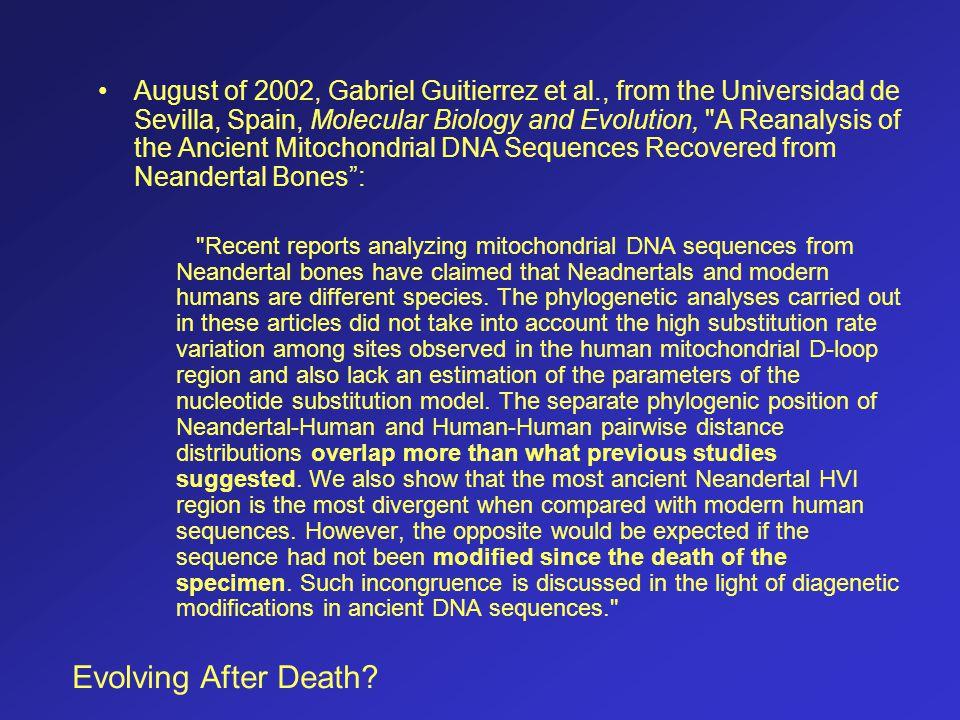 August of 2002, Gabriel Guitierrez et al