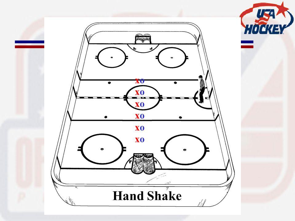 Hand Shake xo