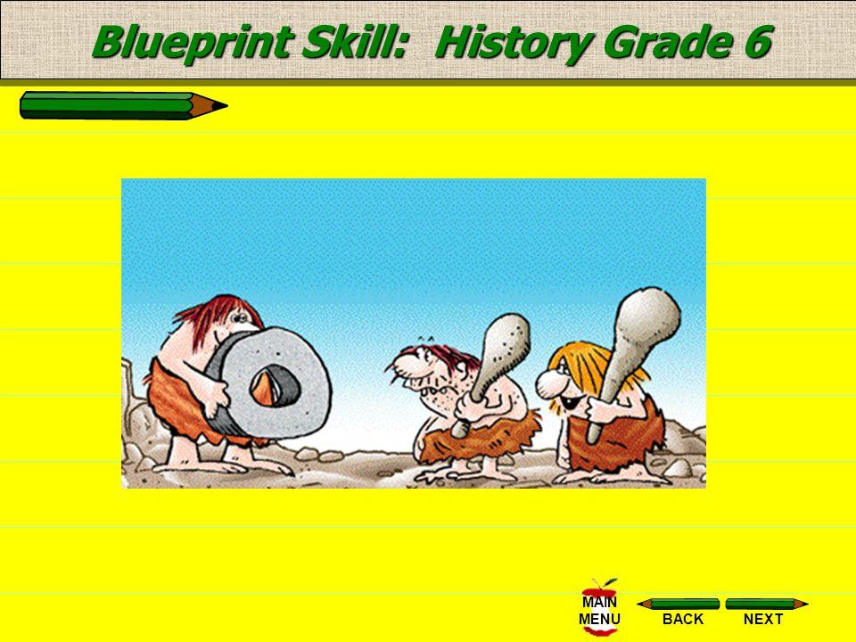 Blueprint Skill: History Grade 6