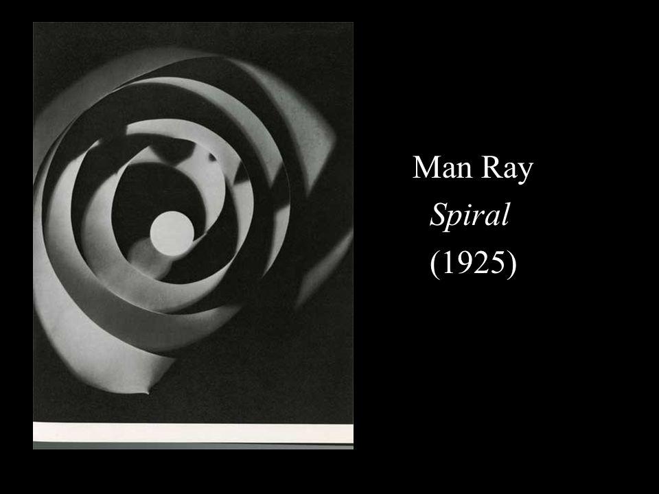 Man Ray Spiral (1925)