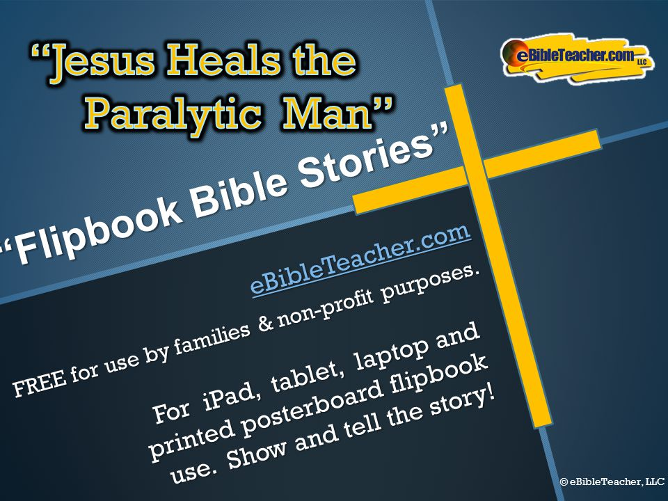Flipbook Bible Stories