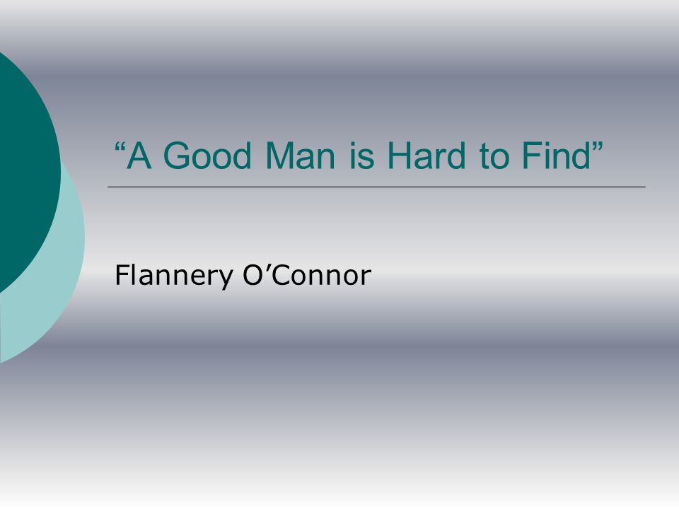 O'Connor's Short Stories