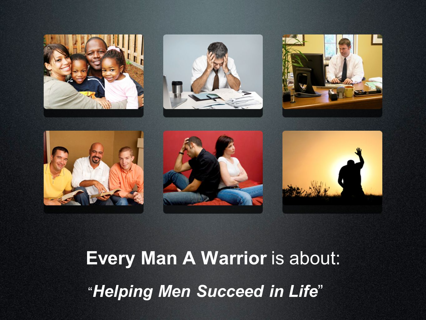 Every Man A Warrior is about: