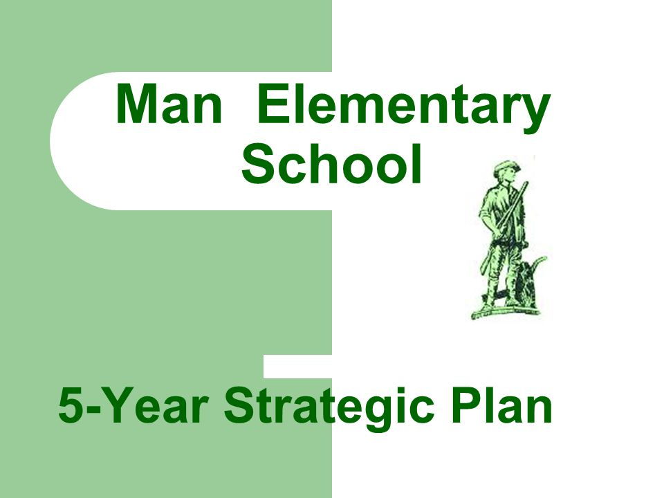 Man Elementary School 5-Year Strategic Plan