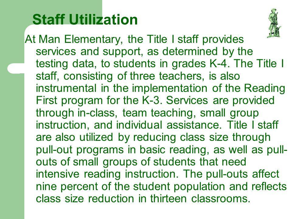 Staff Utilization