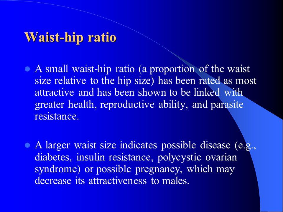Waist-hip ratio