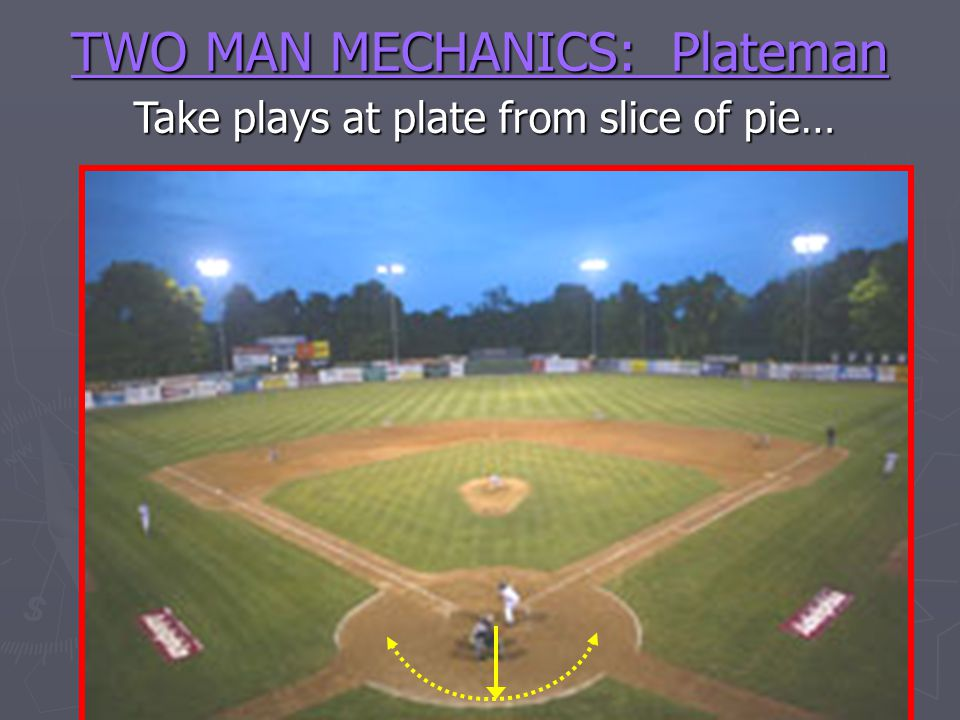 TWO MAN MECHANICS: Plateman