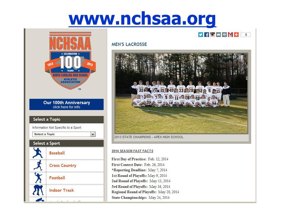 www.nchsaa.org