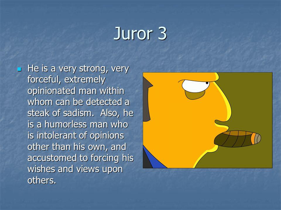 Juror 3