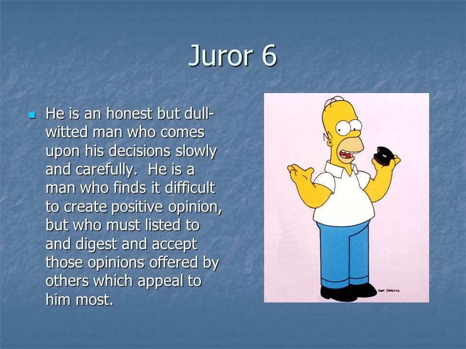 Juror 6