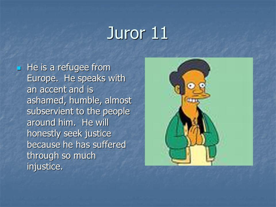 Juror 11