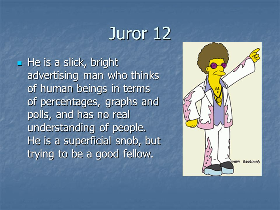 Juror 12