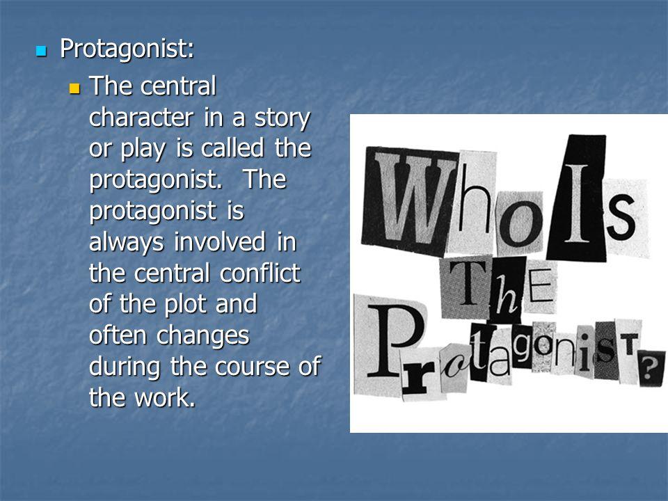 Protagonist: