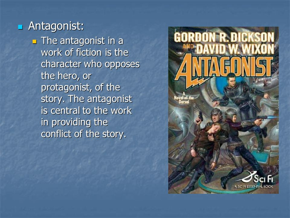 Antagonist: